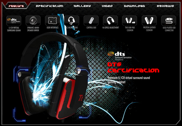 4 16 2011 11 52 39 pm Tt eSPORTS SHOCK ONE Gaming Headset