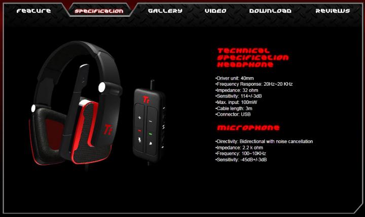 4 16 2011 11 53 18 pm Tt eSPORTS SHOCK ONE Gaming Headset
