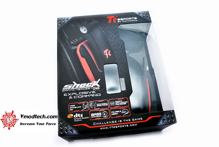 dsc 0143 Tt eSPORTS SHOCK ONE Gaming Headset