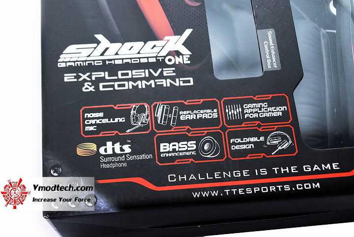 dsc 0144 Tt eSPORTS SHOCK ONE Gaming Headset