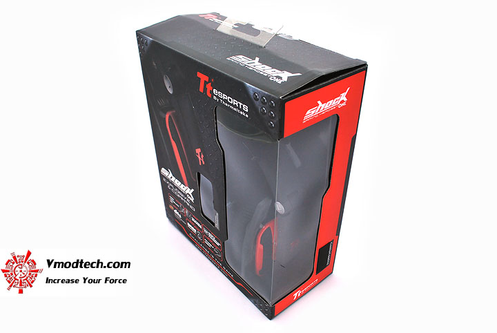 dsc 0147 Tt eSPORTS SHOCK ONE Gaming Headset