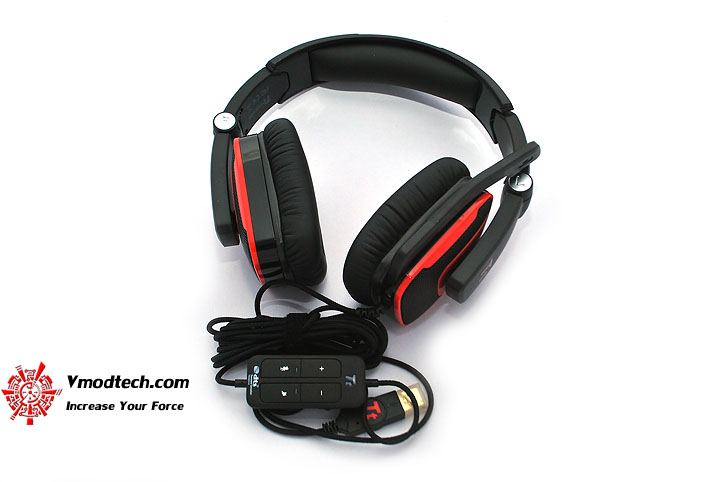 dsc 0148 Tt eSPORTS SHOCK ONE Gaming Headset