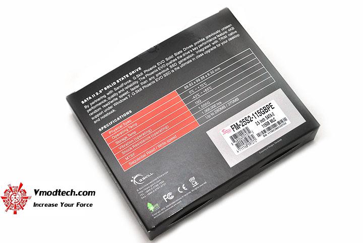 dsc 0283 G.SKILL PHOENIX EVO SSD 115 GB