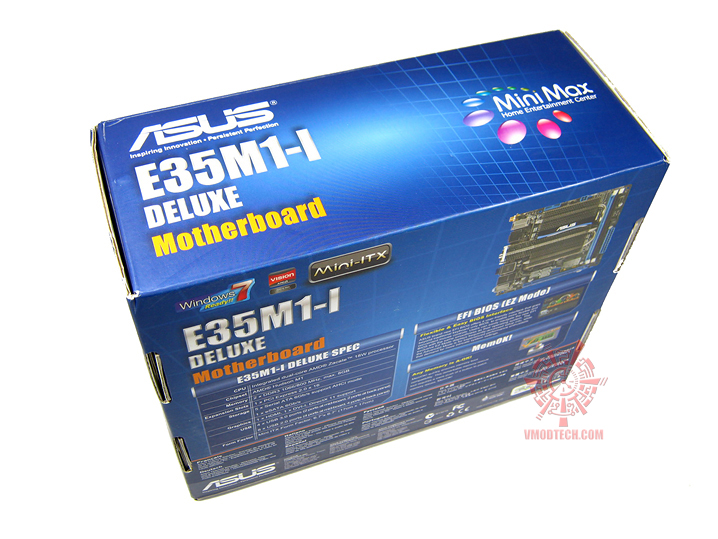 asus e35m1 i 03 Asus E35M1 I Deluxe : Review