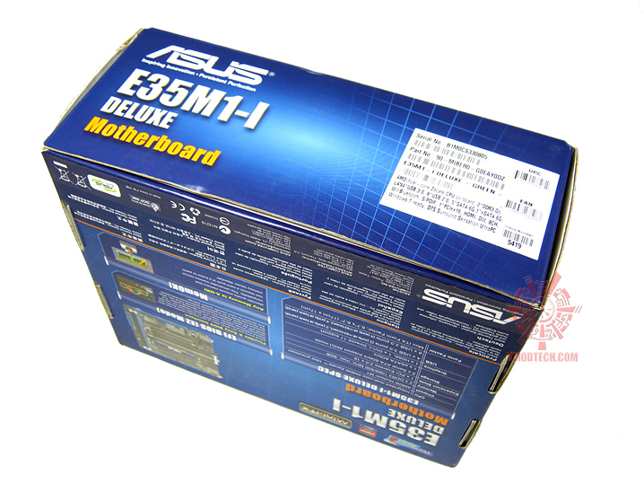 asus e35m1 i 04 Asus E35M1 I Deluxe : Review