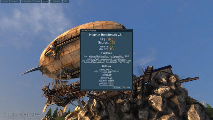 unigine 2011 04 24 21 09 49 81 msi HD 6870 HAWK 1GB DDR5 Review