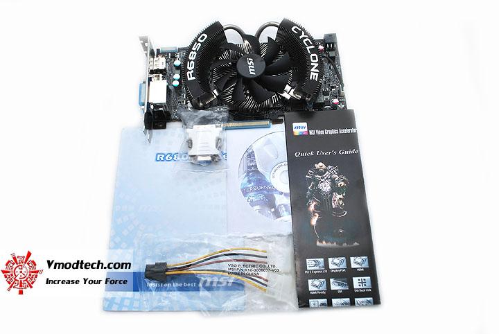 dsc 0324 MSI HD6850 Cyclone IGD5 Power Edition