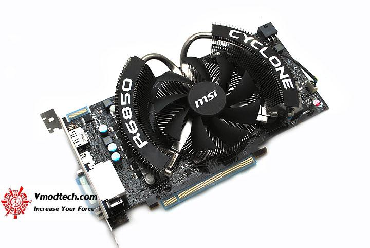 dsc 0325 MSI HD6850 Cyclone IGD5 Power Edition