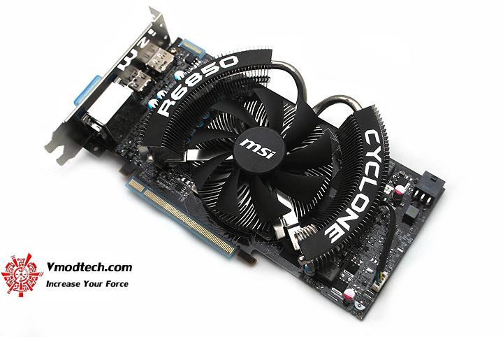 dsc 0326 MSI HD6850 Cyclone IGD5 Power Edition