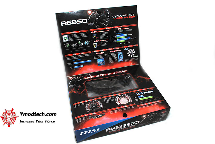 dsc 0355 MSI HD6850 Cyclone IGD5 Power Edition