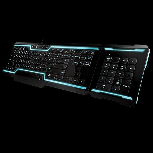 tron keyboard gallery4 Ascenti Resources ส่งคีบอร์ดสุดล้ำแห่งโลกอนาคต Razer Tron