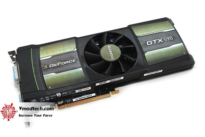 dsc 0385 GIGABYTE Nvidia GeForce GTX 590