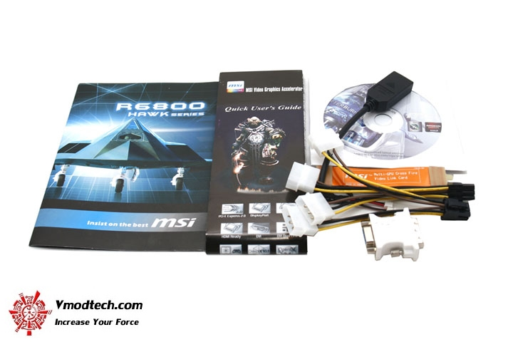 mg 3376 msi HD 6870 HAWK 1GB DDR5 Review