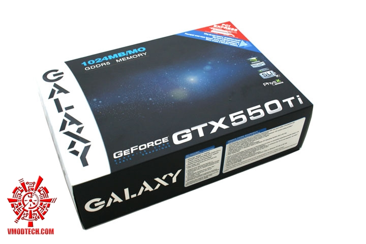 mg 3390 GALAXY Geforce GTX 550Ti 1024MB GDDR5 Review