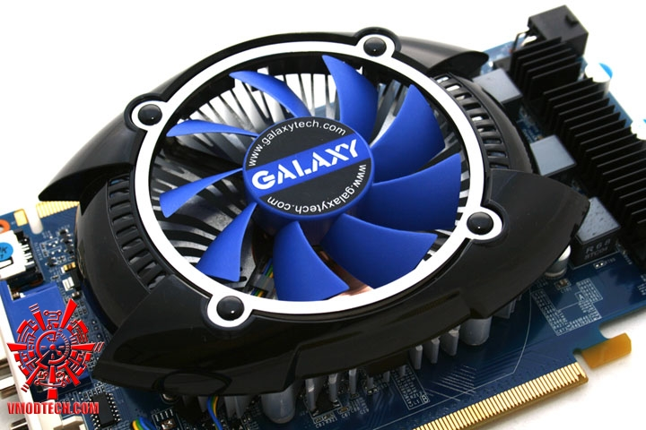 mg 3400 GALAXY Geforce GTX 550Ti 1024MB GDDR5 Review
