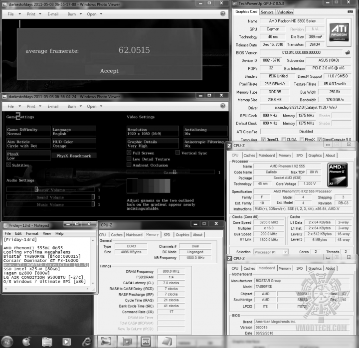 default physx dod 6205 720x698 Asus ATi HD6970 DirectCUII : Review