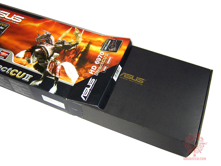 asus hd6970 05 Asus ATi HD6970 DirectCUII : Review