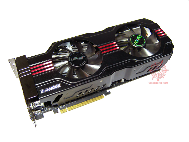 asus hd6970 09 Asus ATi HD6970 DirectCUII : Review
