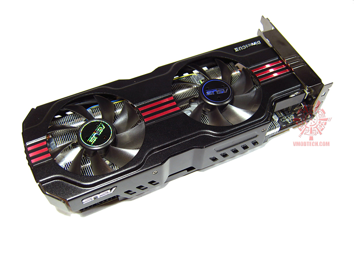 asus hd6970 10 Asus ATi HD6970 DirectCUII : Review