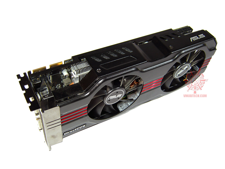 asus hd6970 11 Asus ATi HD6970 DirectCUII : Review