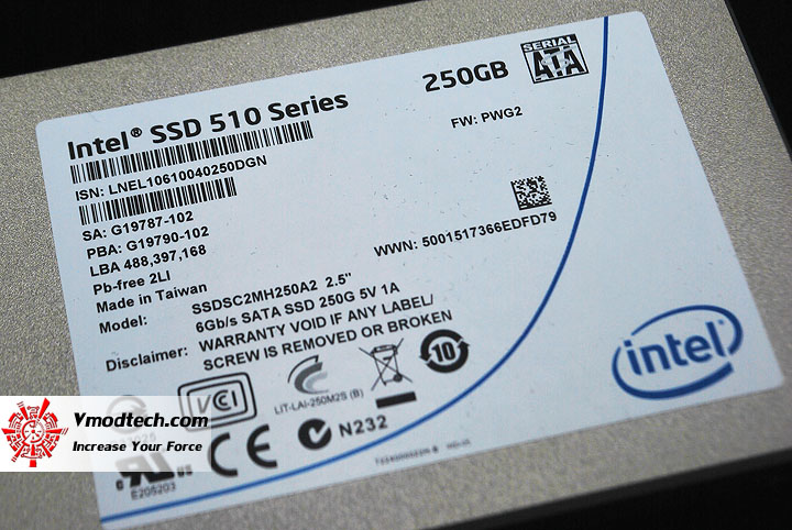 dsc 0464 Intel® SSD 510 Series 250 GB