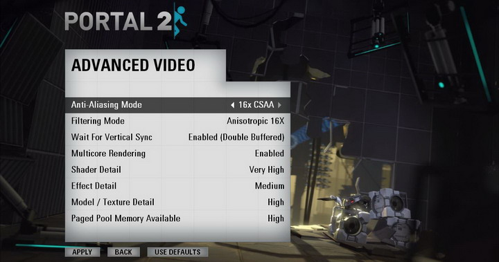 vedio Portal 2 Game Review
