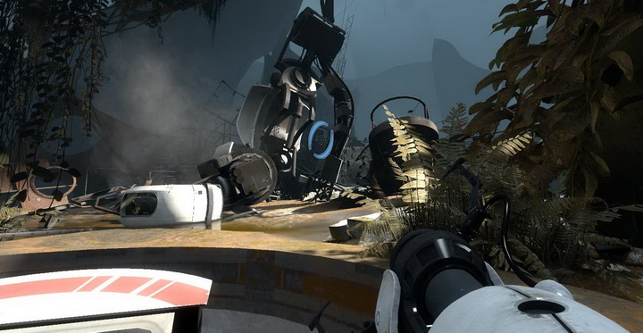 view2 Portal 2 Game Review