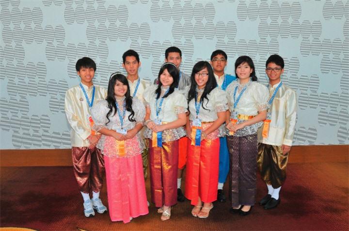 intel isef team thailand all finalists นักวิทยาศาสตร์ไทยรุ่นเยาว์คว้ารางวัลใหญ่ระดับโลกจากการประกวดอินเทล ไอเซฟ 2011