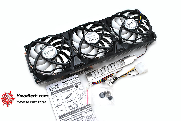 dsc 0495 ARCTIC COOLING Accelaro Xtreme Plus on HD 6950