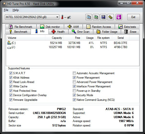 หน้าที่ 1 - Intel® SSD 510 Series 250 GB | Vmodtech com