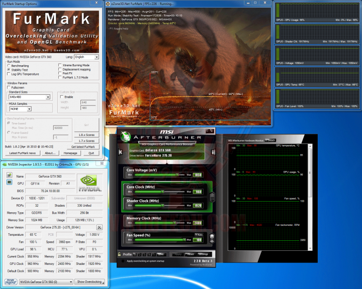 fm 2 720x576 PaLiT NVIDIA GeForce GTX 560 SONIC Platinum 1GB GDDR5 Debut Review