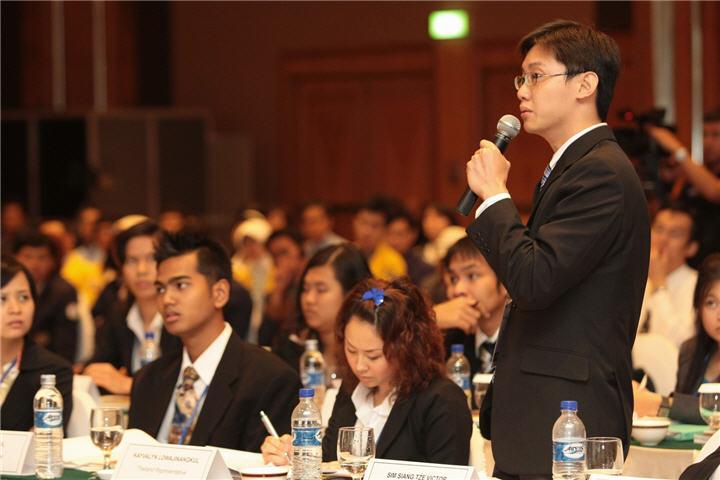hyli 8 july 2008 indonesia52 ฮิตาชิ เชิญชวนเยาวชนเข้าร่วมโครงการผู้นำเยาวชนฮิตาชิ ครั้งที่ 11