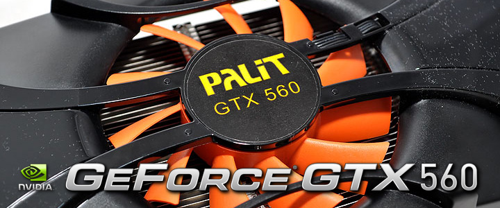 gtx 560 PaLiT NVIDIA GeForce GTX 560 SONIC Platinum 1GB GDDR5 Debut Review