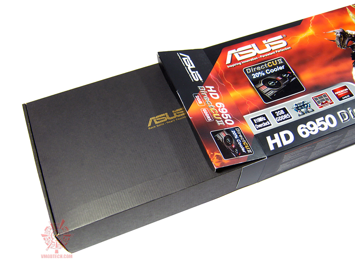 asus hd6950 04 Asus ATi HD6950 DirectCUII 2GB/GDDR5 : Review
