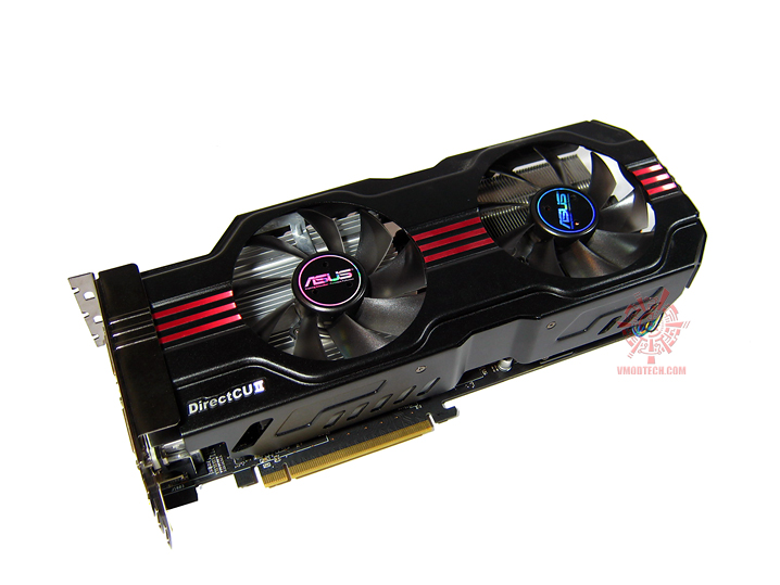 asus hd6950 08 Asus ATi HD6950 DirectCUII 2GB/GDDR5 : Review