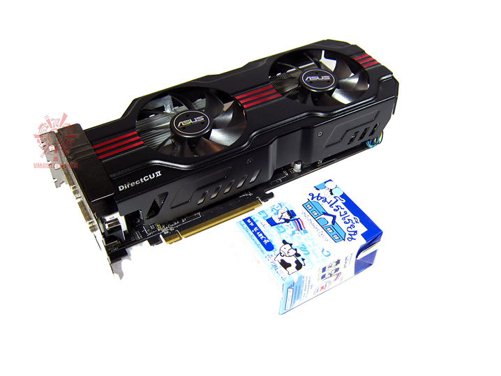 asus hd6950 14 Asus ATi HD6950 DirectCUII 2GB/GDDR5 : Review