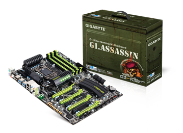 image003 GIGABYTE G1.Assassin Motherboard Wins Computex 2011 'Best Choice Award'