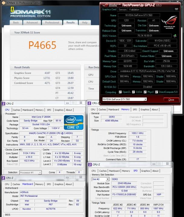11 609x720 GIGABYTE N56GSO 1GI Winforce Nvidia GTX 560