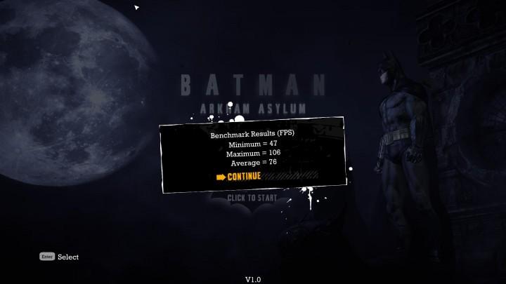 batman oc 720x405 GIGABYTE N56GSO 1GI Winforce Nvidia GTX 560