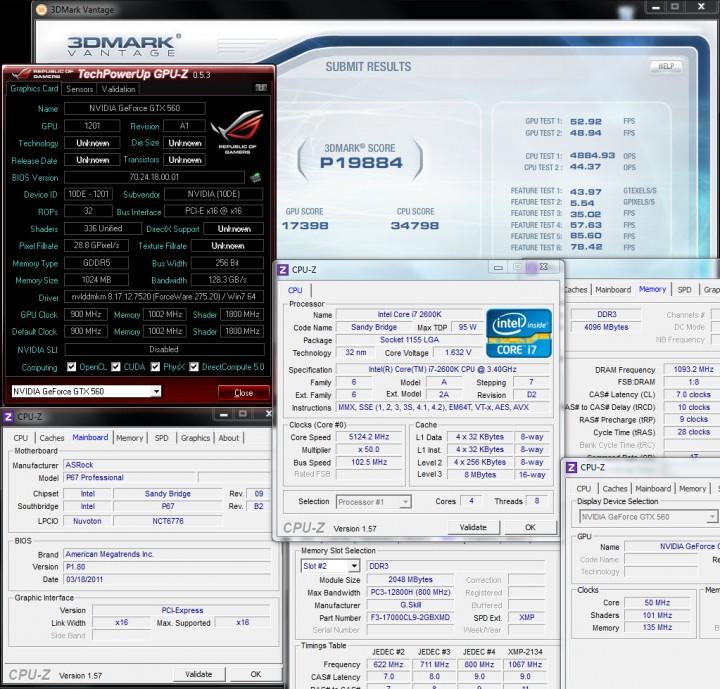 vantage 720x689 GIGABYTE N56GSO 1GI Winforce Nvidia GTX 560