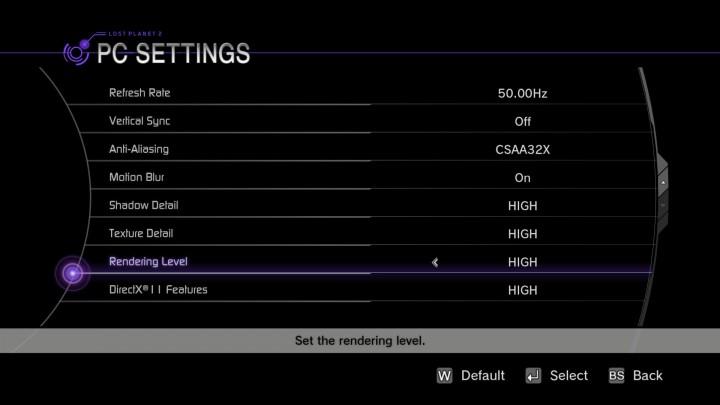 lp2 setting2 720x405 GIGABYTE N56GSO 1GI Winforce Nvidia GTX 560