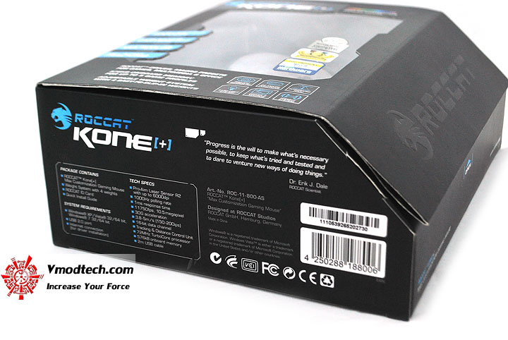 dsc 0561 ROCCAT KONE+ Gaming Mouse