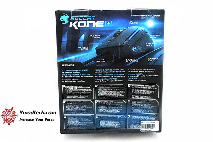 dsc 0566 ROCCAT KONE+ Gaming Mouse