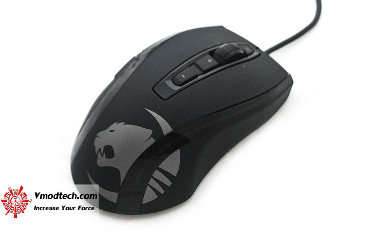 dsc 0567 ROCCAT KONE+ Gaming Mouse
