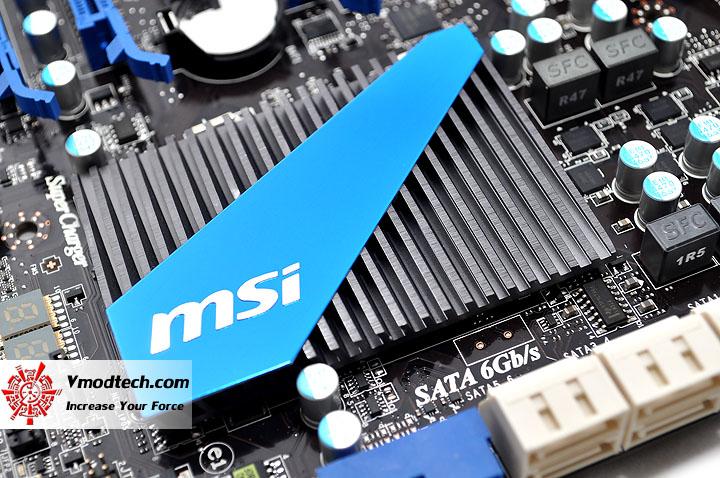 dsc 0068 msi 990FXA GD80 AMD 990FX Motherboard Debut Review