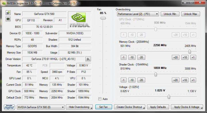 info oc 930 1125 720x395 Inno3D GeForce GTX580 : Review
