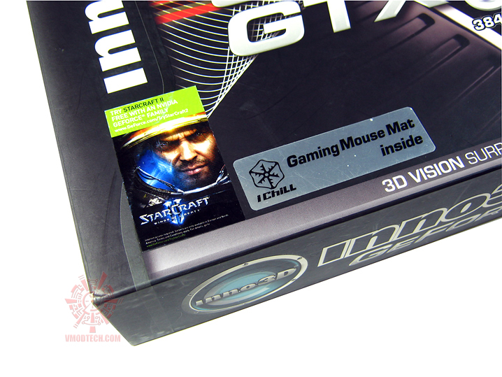 inno3d gtx580 04 Inno3D GeForce GTX580 : Review