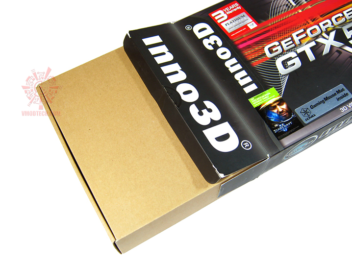 inno3d gtx580 06 Inno3D GeForce GTX580 : Review