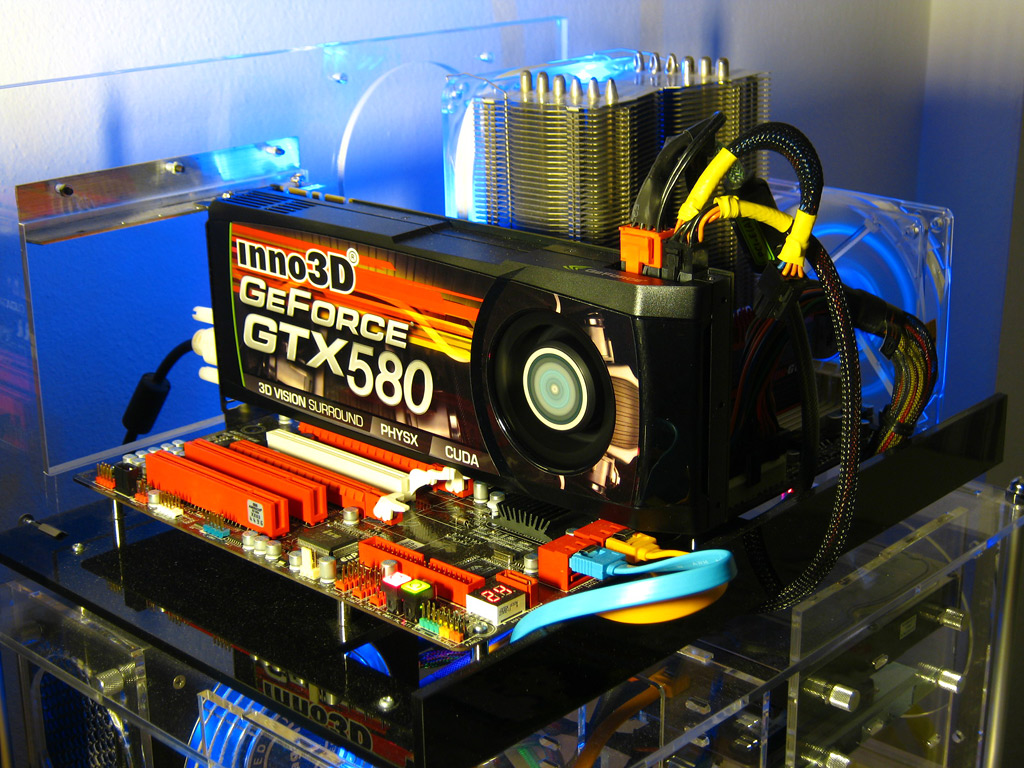 systemtest 01 Inno3D GeForce GTX580 : Review