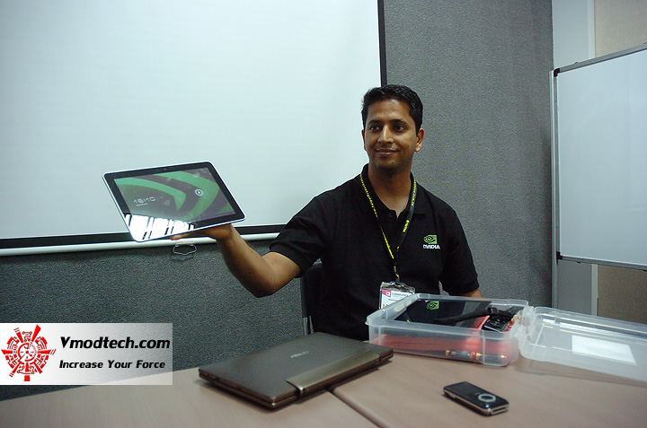 2 NVIDIA Demos Tegra 3 Tablet @ Computex 2011